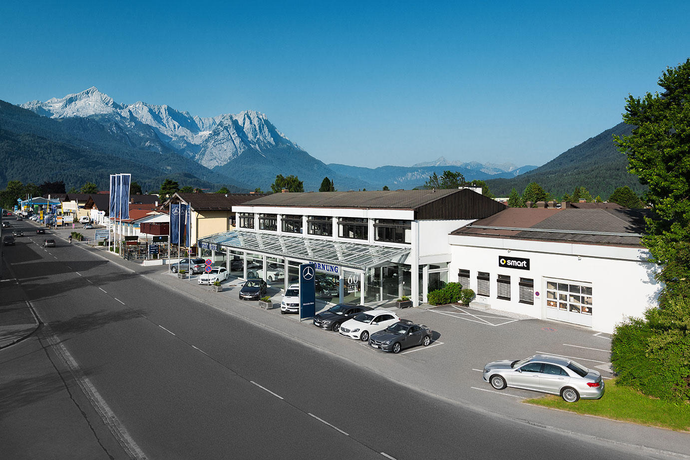 Showroom Garmisch-Partenkirchen